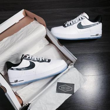 Hàng Chính Hãng Nike Air Force 1 Remix Pack Plaid 2021**