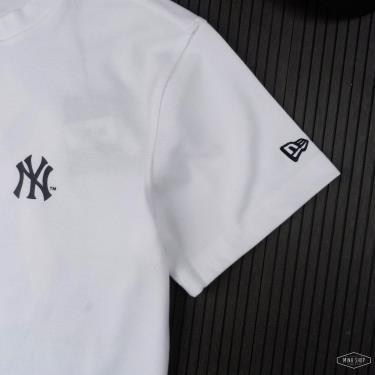 Hàng Chính Hãng Áo Thun New Era Logo NEW YORK White/Mutil LOGO 2021**