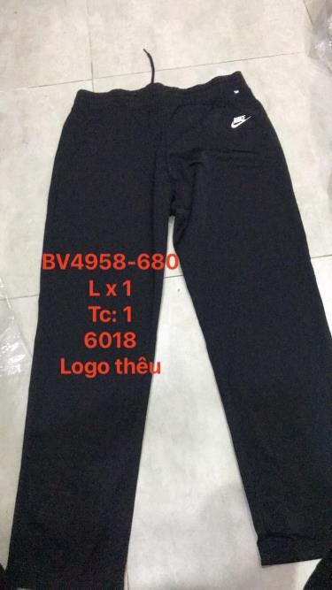 Hàng Chính Hãng Quần Track Pants Nike Black 2020**