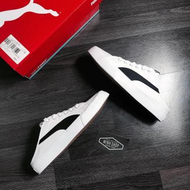 Best dễ mang  Hàng Chính Hãng Puma Bari Mule White 2021**