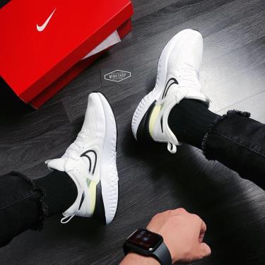 Hàng Chính Hãng  Nike Legend epic React 2 White/ Black /Volt  2020**