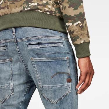 Hàng Chính Hãng Quần Jeans G-Star Raw D-Staq 3D Slim Jean 2020**