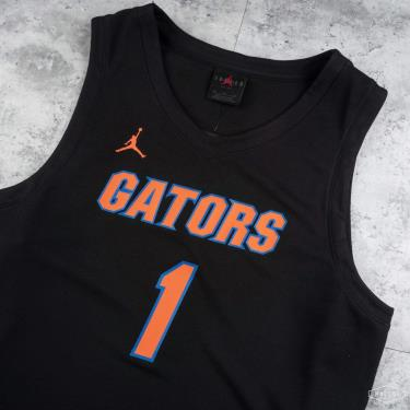 Áo Nike Tank Top Basketball RIO Jersey Black/Orange