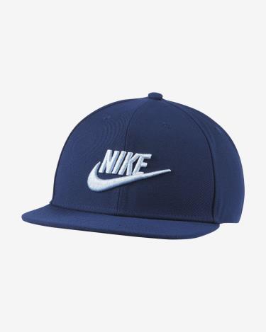Hàng Chính Hãng Nón Nike Sportswear Pro Navy/White Logo 2020**