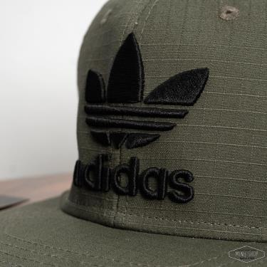 Hàng Chính Hãng Nón Adidas Snapback Olive/Black Logo 2020**