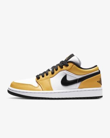 Hàng Chính Hãng Nike Air Jordan 1 Low Laser Orange 2021* V