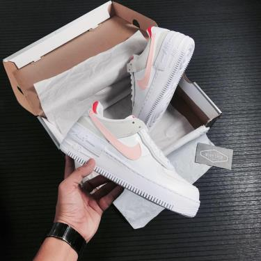 -30% OFF Giày Nike Air Force 1 Low Shadow 'White Bright Mango' ** [DH3896 100]