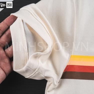 Hàng Chính Hãng Áo Thun New Era Surfing Club White 2020**