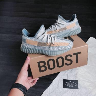 Hàng Chính Hãng Adidas Yeezy Boost 350 V2 Israfil 2021** V