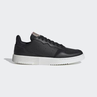 Hàng Chính Hãng Adidas  Supercourt  Black  2020**