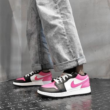 Hàng Chính Hãng Nike Air Jordan 1 Low GS 'Pinksicle'  2021**