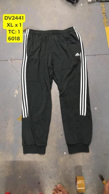 Hàng Chính Hãng Quần Jogger Adidas Cotton Energize Grey 2020**