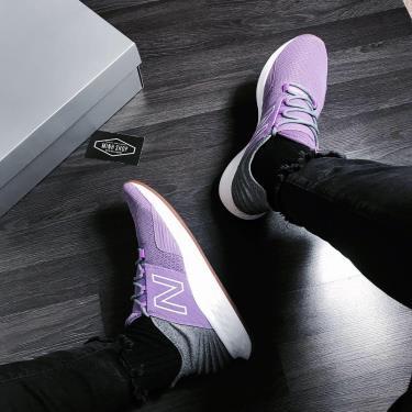 Hàng Chính Hãng NewBalance Fresh Foam Roav Violet/Light Aluminum 2020**
