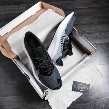 Hàng Chính Hãng Nike Air Zoom Winflo 7 Dark Grey 2020**
