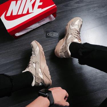 Hàng Chính Hãng Nike Air Huarache Desert Camo  2020**