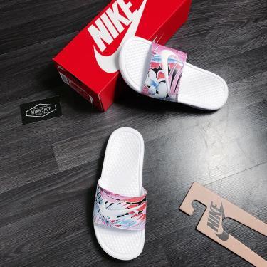 Hàng Chính Hãng Dép Nike Benassi JDI Floral **2020**