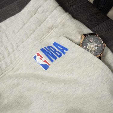 Hàng Chính Hãng Quần Jogger NBA Cream 2020**.