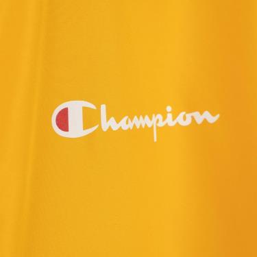 Hàng Chính Hãng Áo Khoác Champion Packable Jacket Yellow Small LOGO 2020**