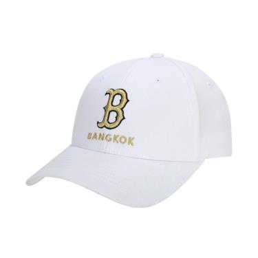 Hàng Chính Hãng Nón MLB Boston Red Sox x Bangkok White 2020**