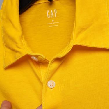 Hàng Chính Hãng Áo Polo GAP Yellow 2020**