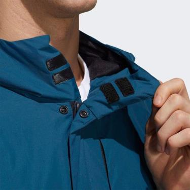 FLASH DEAL 50%~ Hàng Chính Hãng Áo Adidas Hooded Jacket Blue * best seller 2020