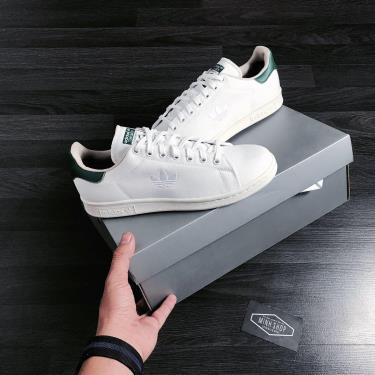 Hàng Chính Hãng Adidas Stan Smith White/Green V2 **2020**