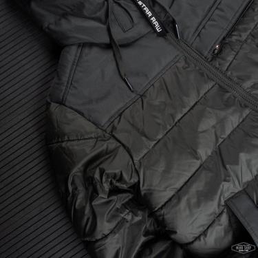 Hàng Chính Hãng Áo Khoác G-Star Attacc Quilted Jacket dark Green 2021**