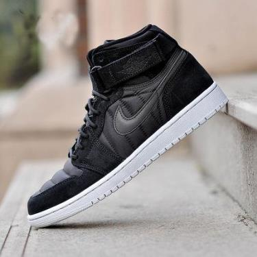 "**HOT DEAL ** Hàng Chính Hãng Nike Air Jordan 1 High Strap 'Padded Pack' "" 2020**"