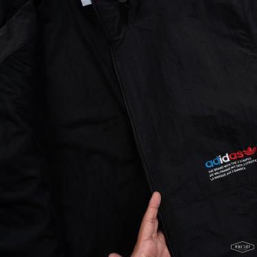 Hàng Chính Hãng Áo Khoác Adidas Big Logo Black 2021**