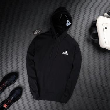 Hàng Chính Hãng Áo Hoodie Adidas Black/White 2021**