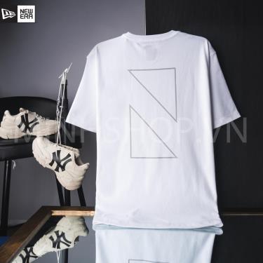 Hàng Chính Hãng Áo Thun New Era TECH Pocket  White 2020**