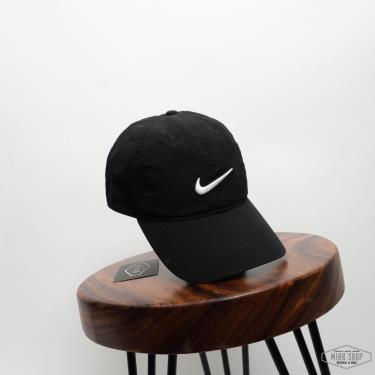 Hàng Chính Hãng Nón Nike Dri-Fit Tech Golf Cap Black 2021**