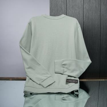 Áo Sweater Guess Classic Logo Small Mint **