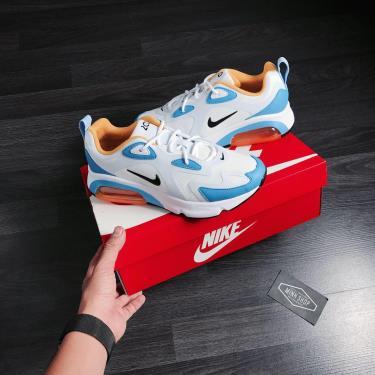 Hàng Chính Hãng Nike Air Max 200 White BLue**2020**