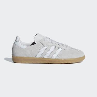 Hàng Chính Hãng Adidas Samba OG 'Grey Gum'  2020**