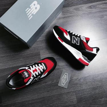 HIT HIT Hàng Chính Hãng Newbalance 840 Black/Red **2020**