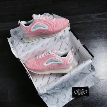 '' FLASH DEAL '' Hàng Chính Hãng Nike  Air Max 720 'Bleached Coral' **2020**