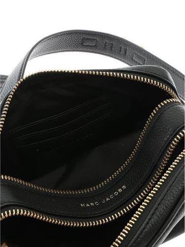 Hàng Chính Hãng Túi Marc Jacobs The Softshot 21 Crossbody Black 2020**