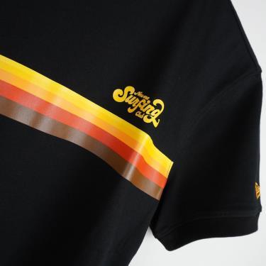 Hàng Chính Hãng Áo Thun New Era Surfing Club Black 2020**