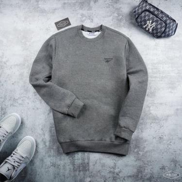 Hàng Chính Hãng Áo Sweater Reebok Grey 2021**