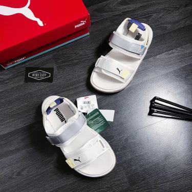 Hàng Chính Hãng Sandals Puma RS-Iri – White/Gum 2020**
