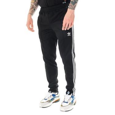 Hàng Chính Hãng Quần Adidas BB Tracksuit Bottoms Black *2020** ZZZ