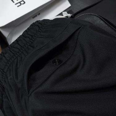 Hàng Chính Hãng Quần Jogger Nike Basic Black/White LOGO 2020**