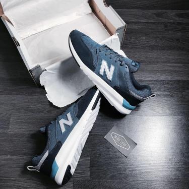 Hàng Chính Hãng NewBalance 009 Blue 2021**