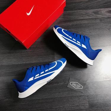 Hàng Chính Hãng Nike Zoom Rival Fly Blue/White 2020**