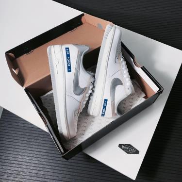 ☑️☑️ -35% FAN Giày Nike Air Force 1 Low Label Maker White ** [DC5209 100]