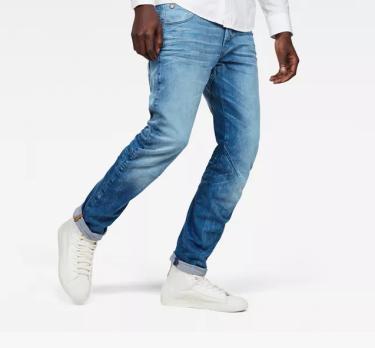 Hàng Chính Hãng Quần Jeans G-Star Raw Light Aged 2020**