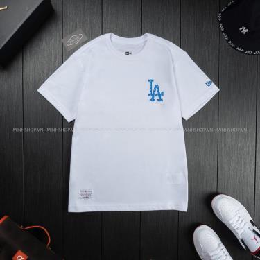 ao-thun-new-era-mesh-print-la-dodgers-white-12354508