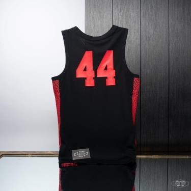 Hàng Chính Hãng Áo Nike Tank Top Basketball RIO Jersey Red/Black 2021**