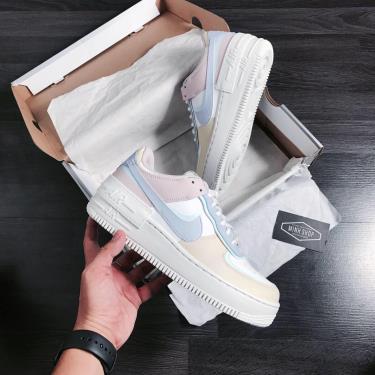 Hàng Chính Hãng Nike Air Force 1 Shadow Macaroon Candy 2021** [ O ]